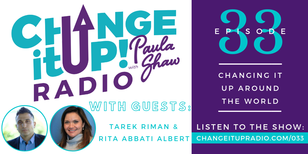 033: Changing It Up Around the World