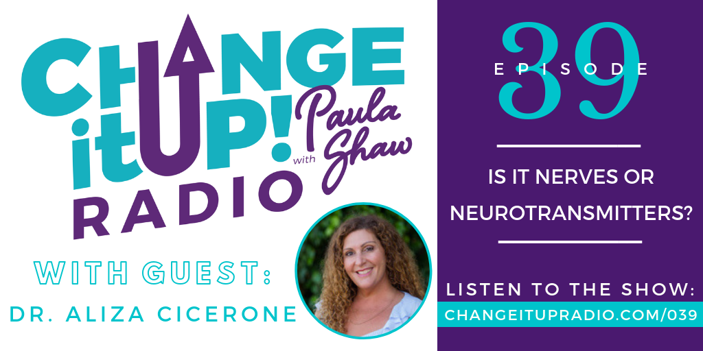 039:  Is it Nerves or Neurotransmitters?