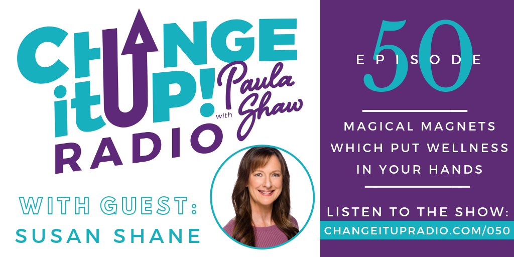 050: Magical Magnets Which Put Wellness in Your Hands