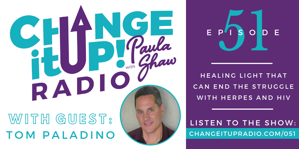 051: Healing Light That Can End the Struggle With Herpes and HIV