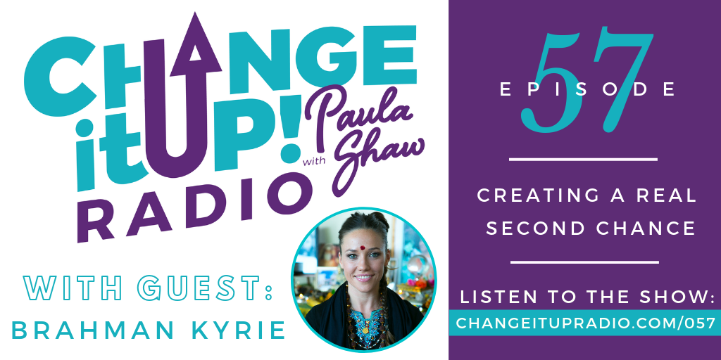 057: Creating a REAL Second Chance
