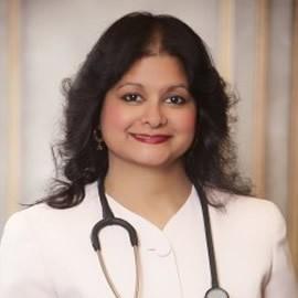 Headshot image of Dr. Roopa Chari