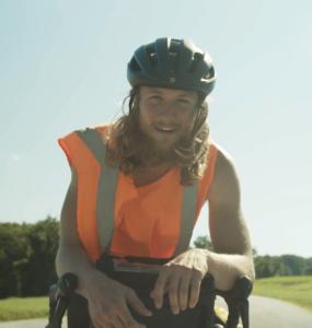 Carson Caldwell - #bike4yemen - Baitulmaal USA