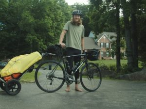 Carson Caldwell - #bike4yemen - Baitulmaal