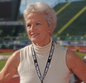 Image of Marilyn King - Way Beyond Sports - on Change It Up Radio with Paula Shaw