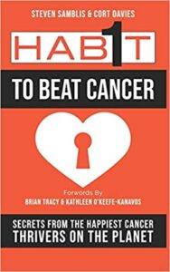 1 Habit to Beat Cancer: Secrets of the Happiest Cancer Thrivers on the Planet by Cort Davies - on Change It Up Radio with Paula Shaw