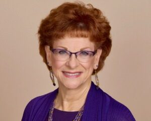 Image of Ruth Weiss - Election Integrity Project California - on Change It Up Radio with Paula Shaw