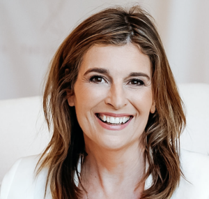 Image of Melinda Wittstock, Serial Entrepreneur, Founder and CEO of Podopolo™, and host of Wings of Inspired Business podcast